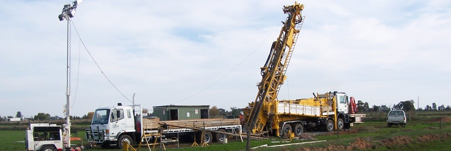 Mining Drill