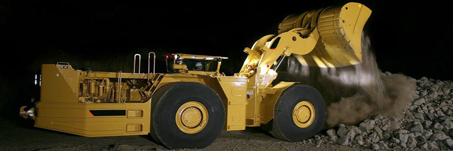 Underground Mine Wheel Loader Equipment
